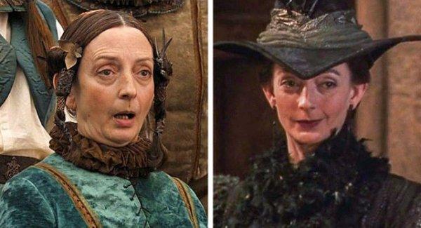 """Актеры сериала """"Игра престолов"""", которые также снимались в """"Гарри Поттере"""""""