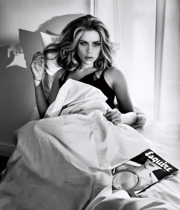 The special edition: Scarlett Johansson
