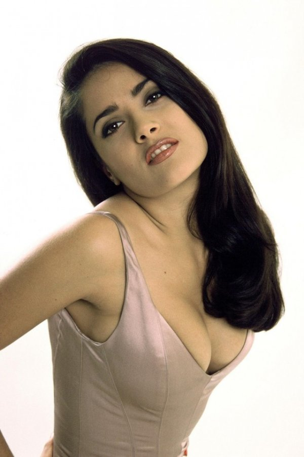 The special edition: Salma Hayek