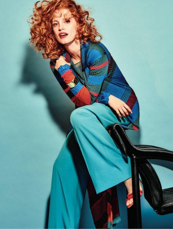 The special edition: Jessica Chastain