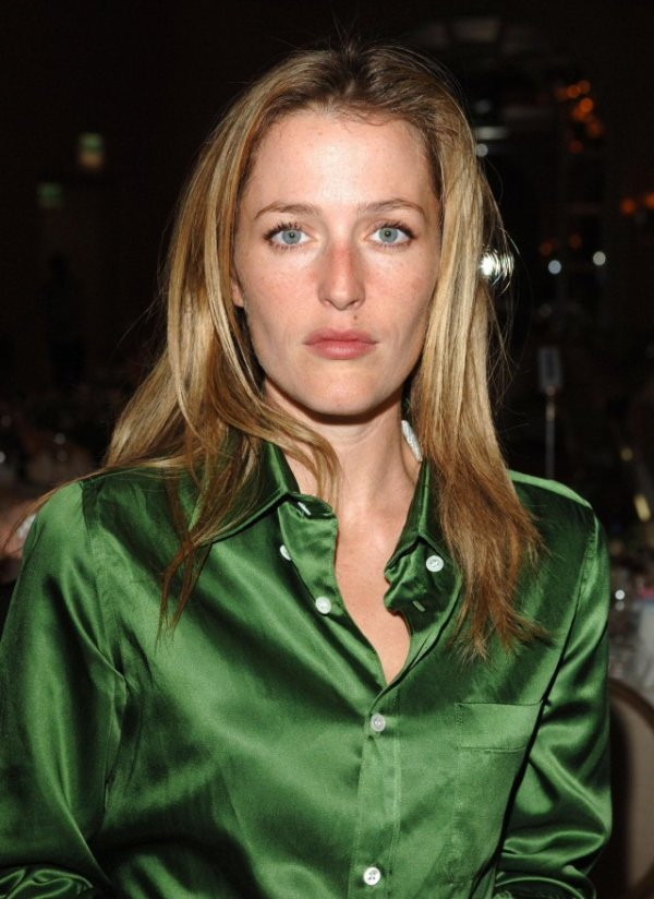 The special edition: Gillian Anderson