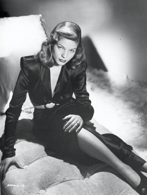 The special edition: Lauren Bacall