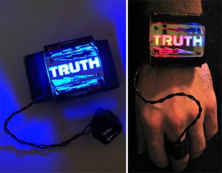 Портативный детектор лжи