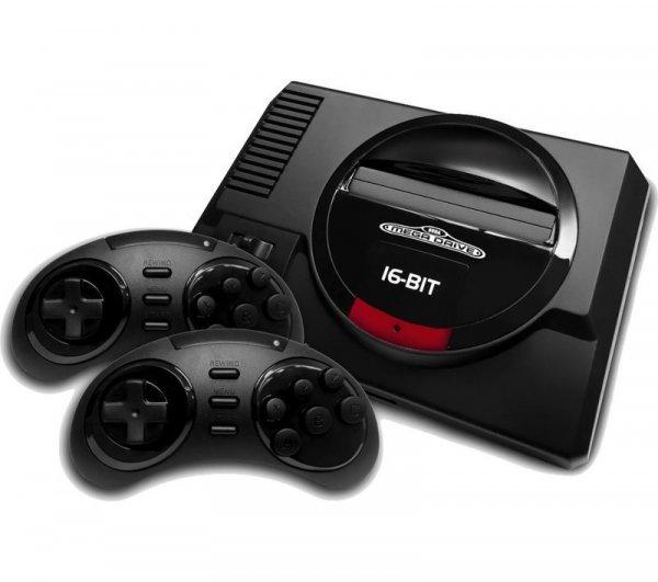 30 лет SEGA Mega Drive!