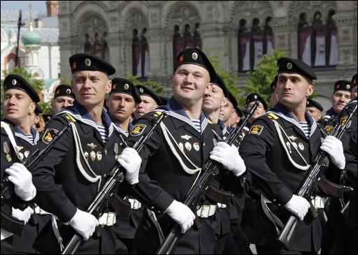 Российские и советские парадные марши
