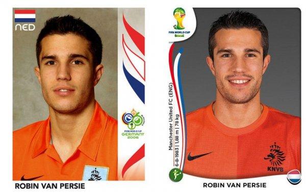 Как известные футболисты выглядели на прошлых ЧМ