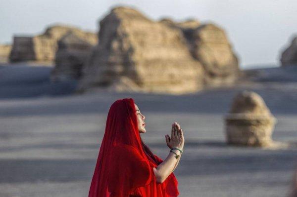 Оазис Дуньхуан - ворота в Китай на Великом шелковом пути
